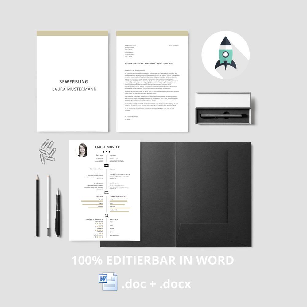 #10 Bewerbungsvorlage von Premiumdesignvorlagen.